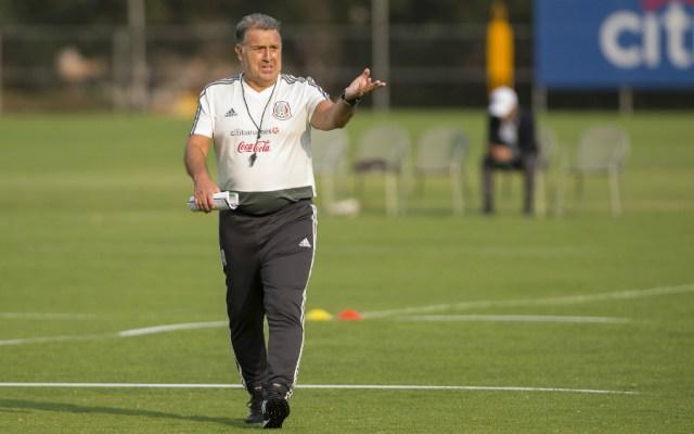 Convocatoria de 'Tata' Martino se conocerá el 14 de marzo - Foto de Mexsport