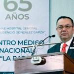 Necesario trascender en un mejor futuro para los mexicanos: Martínez - Foto del IMSS