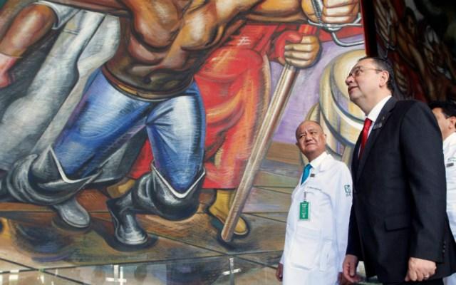 Denuncia IMSS corrupción en servicio de diálisis y hemodiálisis - Foto de IMSS