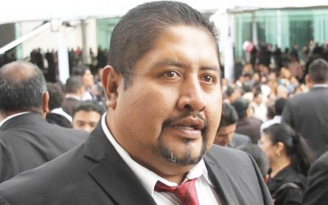 Alcaldes de Oaxaca se manifestarán en la Ciudad de México por recortes - Freddy Gil Pineda, alcalde de San Pedro Mixtepec. Foto de Internet