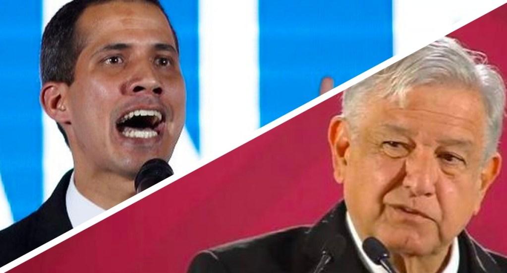 Solo negociaremos el cese de la usurpación: Guaidó a AMLO - La respuesta de Guaidó a López Obrador