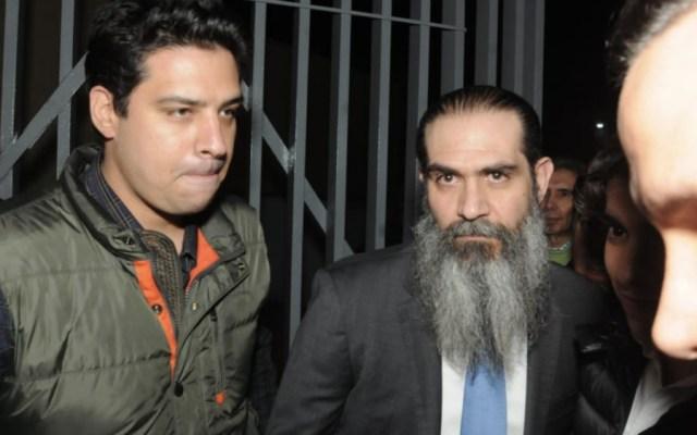 Exgobernador Guillermo Padrés sale del reclusorio - Foto de El Sol de Hermosillo