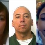 Hallan muerto a latino sospechoso de matar a madre e hijo en El Bronx - Héctor Cruz (C) era el principal sospechoso en los asesinatos de Marisol Ortiz (L) y su hijo adolescente Alanche Delorbe (R). Foto de Pix11