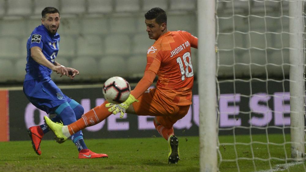 ¡Herrera salva al Porto en el último minuto!