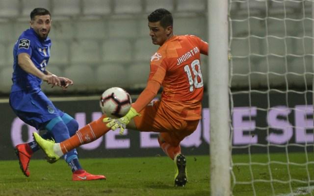 #Video Héctor Herrera anota de último minuto y rescata empate del Porto - Héctor Herrera anotó de último minuto y rescató un punto para el Porto