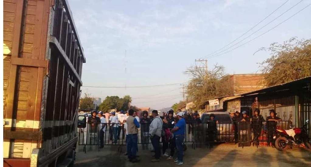Detienen a líderes de la CNTE previo a llegada de AMLO a Huetamo - Huetamo