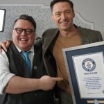 Hugh Jackman recibe Récord Guinness por su interpretación de Wolverine - Foto de Guinness World Records