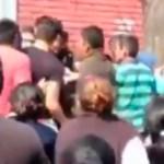 Padres de familia intentan linchar a pareja afuera de primaria en Tlalpan