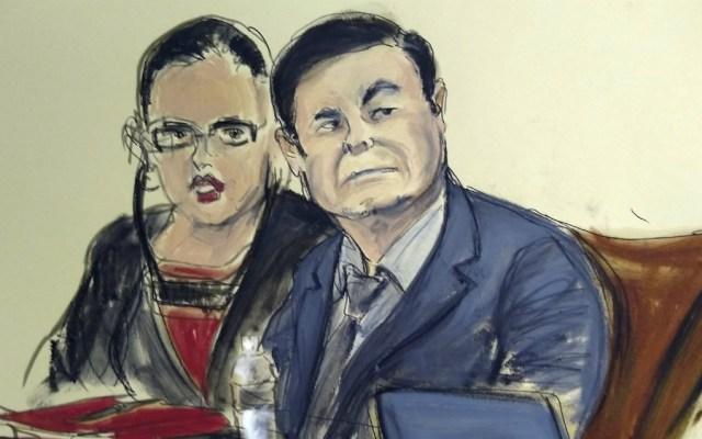 Arrestan a presunto familiar del 'Chapo' Guzmán en su juicio - Muestran ultimo momento fuera de su celda al chapo guzman en méxico