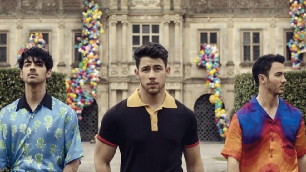 Jonas Brothers regresan a la música - Foto de Latesly