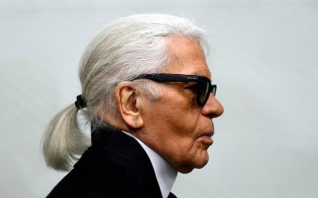 Subastarán bocetos originales de Karl Lagerfeld - KarlLagerfeld. Foto de AFP