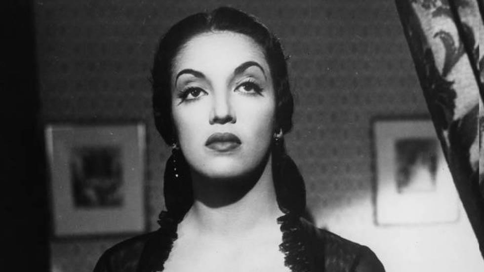 Katy Jurado. Foto de Getty Images