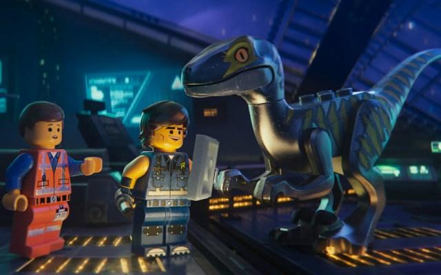 """La última película de """"Lego"""" domina la taquilla en EE.UU. - Foto de Warner Bros"""