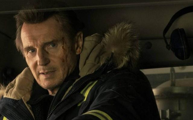 Liam Neeson confiesa que buscó matar a un negro por venganza - Liam Neeson en Cold Pursuit. Foto de Lionsgate