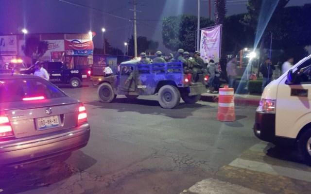 Linchan a presunto ladrón de taxis en San Martín Texmelucan - linchan a ladron de taxis en san martin texmelucan