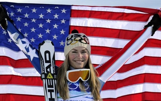 Lyndsey Vonn, la mejor esquiadora de la historia, anuncia su retiro - Foto de AFP