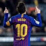 Barcelona gana con gol de Messi de penal y consolida liderato - Foto de @FCBarcelona