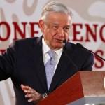 Conferencia de AMLO (20-02-2019) - El presidente de México, Andrés Manuel López Obrador. Foto de Notimex-Javier Lira.