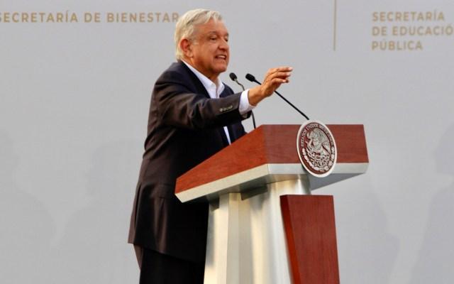 Supervisará López Obrador obra carretera en Badiraguato, Sinaloa - Foto de Notimex-Javier Lira.
