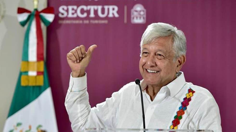 Presidente de México ofrece su país como cede para diálogo