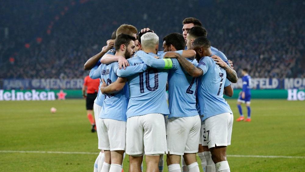 Agónica remontada del City de Guardiola ante el Schalke (2-3)