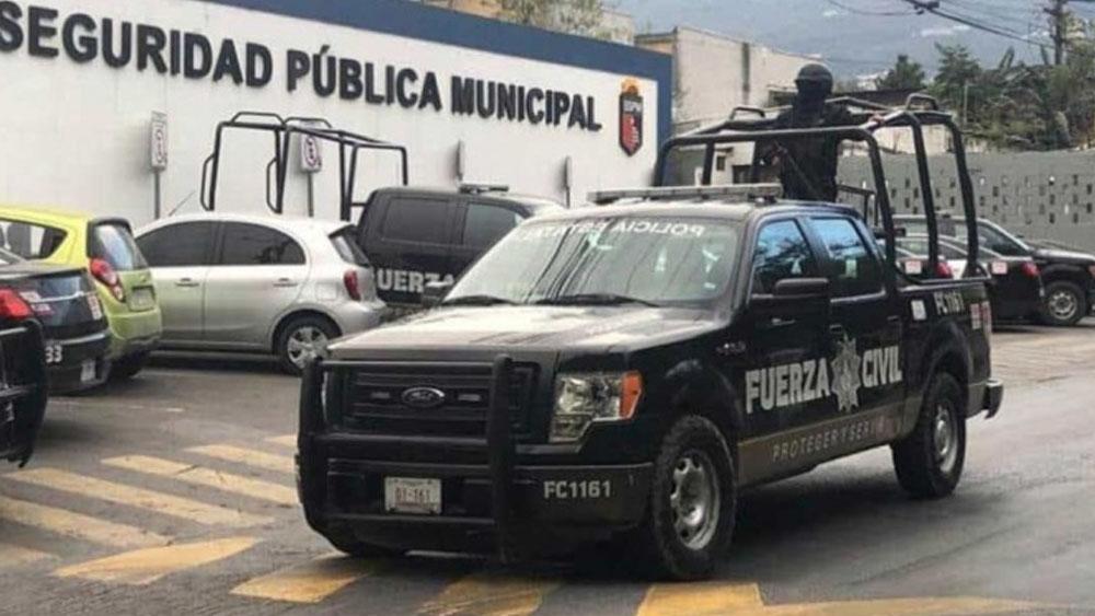 Detienen a mando de San Pedro por dejar libres a sospechosos - Foto Especial