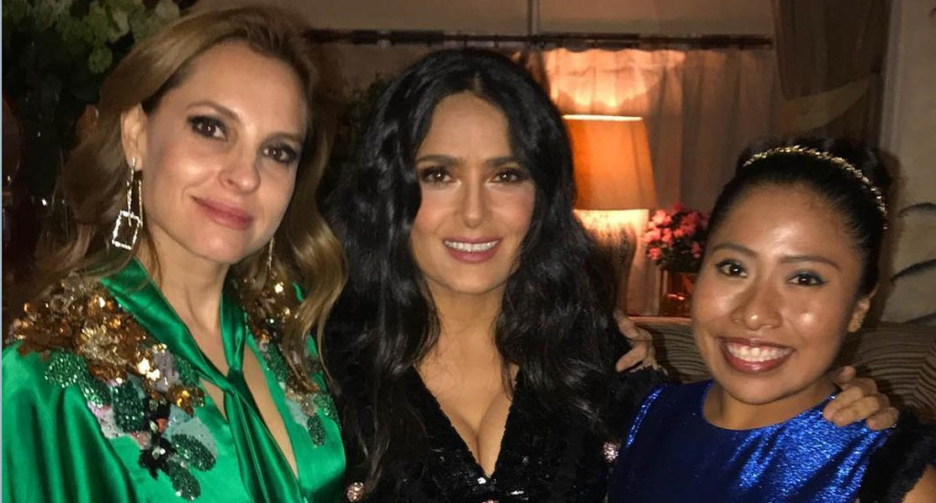 Las mexicanas nominadas a los Oscar. Noticias en tiempo real