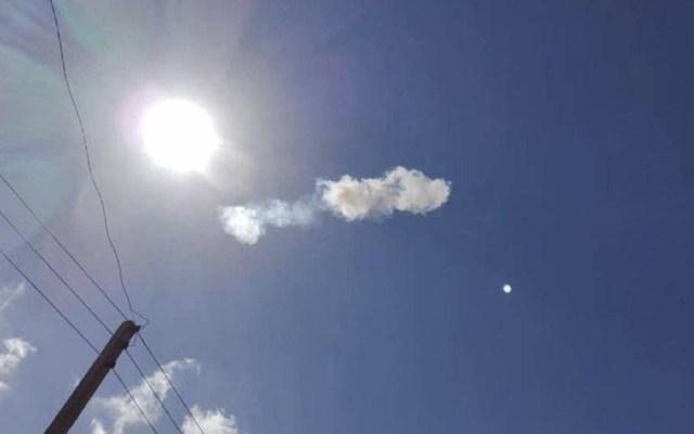 Explosión atribuida a caída de un meteorito sacude el occidente de Cuba - Captura de pantalla