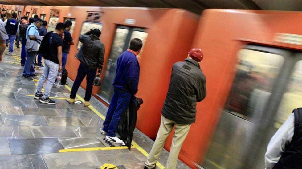 PGJ ya tiene retrato hablado de presunto secuestrador del Metro - Foto de Notimex