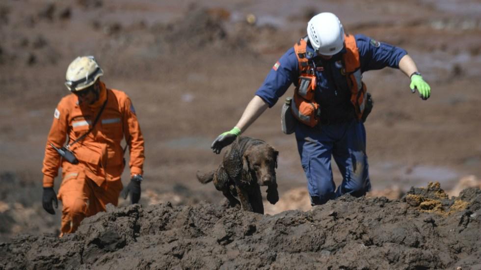 Dique minero que reventó en Brasil tenía problemas de drenaje - Foto de AFP