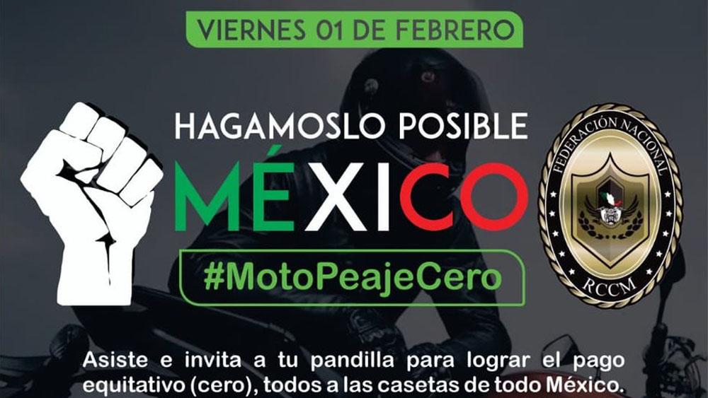 Motociclistas desquiciarán la Ciudad de México. Noticias en tiempo real