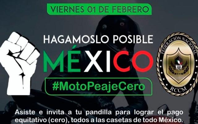 Motociclistas desquiciarán la Ciudad de México