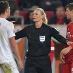 Irán cancela transmisión de partido del Bayern por árbitro mujer - cancelan transmisión de partido del bayern por árbitro mujer en irán