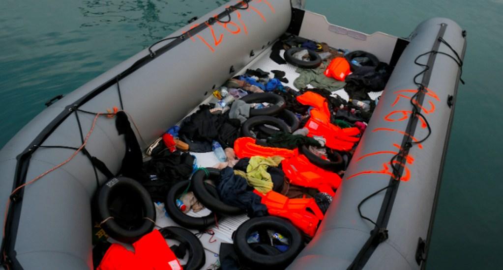 Incrementa a 19 muertos naufragio de migrantes africanos en Colombia - Foto de Reuters