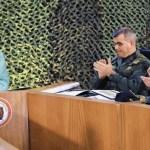 Maduro ordena preparar despliegue militar en la frontera con Colombia - Foto de @NicolasMaduro