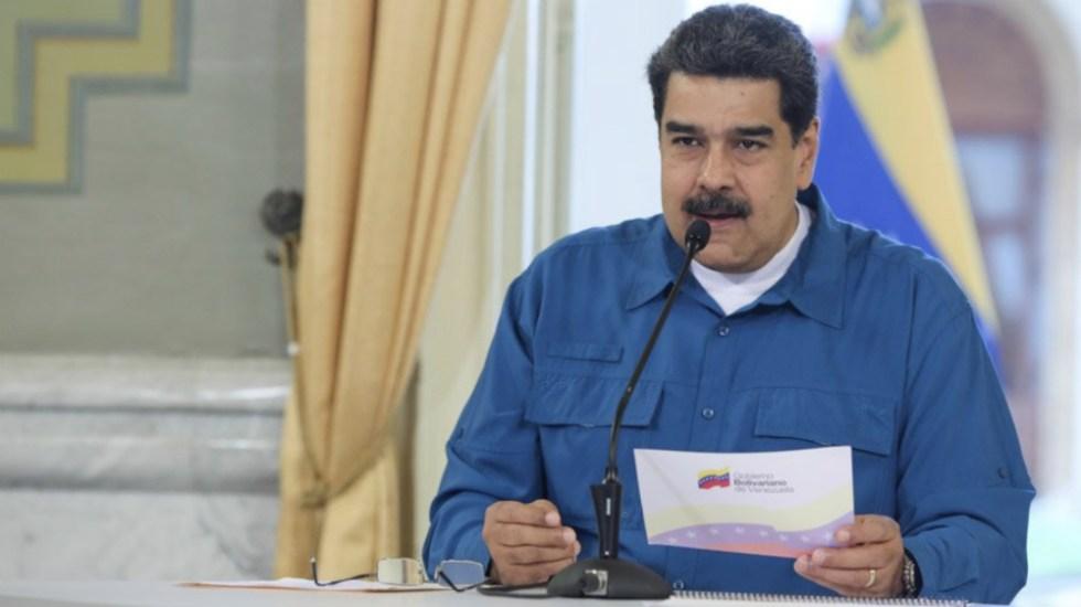 """Maduro denuncia """"festín de odio"""" de Duque y Trump contra Venezuela - Foto de @PresidencialVen"""