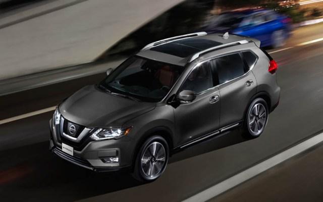 Nissan dejará de producir X-Trail en Reino Unido - Modelo X-Trail. Foto de Nissan