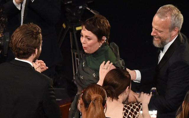 Olivia Colman, Óscar a Mejor Actriz por 'La Favorita' - Olivia Colman, mejor actriz por 'La Favorita'. Foto de VALERIE MACON / AFP.