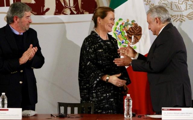 Gobierno de México y ONU establecen alianza estratégica contra corrupción - Foto de Notimex