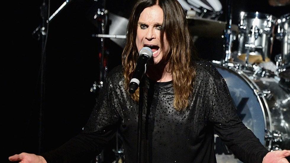 Hospitalizan, nuevamente, a Ozzy Osbourne - Foto de internet