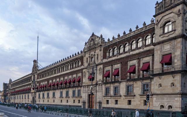 El Palacio Virreinal, entre hambrunas, inundaciones y plazas de toros - Palacio Nacional en la actualidad.
