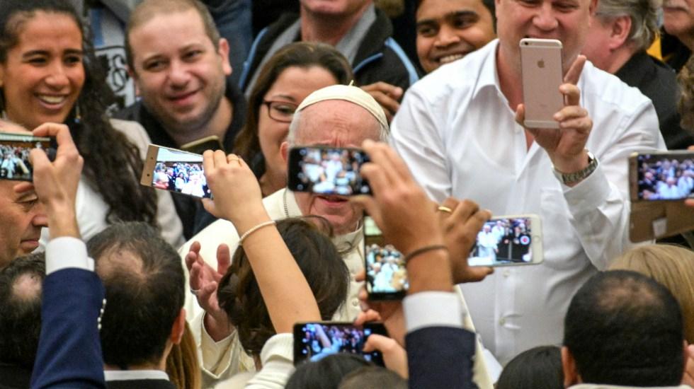 Carta del papa a Maduro refleja decepción del pontífice: Iglesia venezolana - Foto de AFP