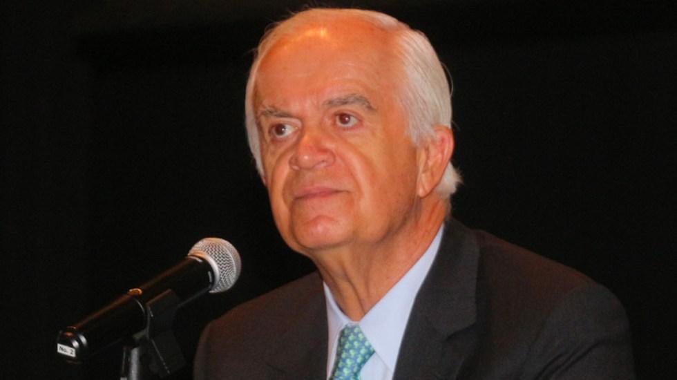 Pedro Aspe responde a señalamientos de la Presidencia de López Obrador - Foto de La Razón de México