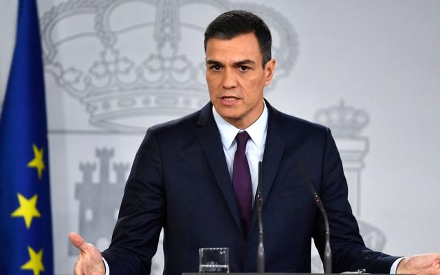 Habrá elecciones anticipadas en España - Habrá elecciones anticipadas en España