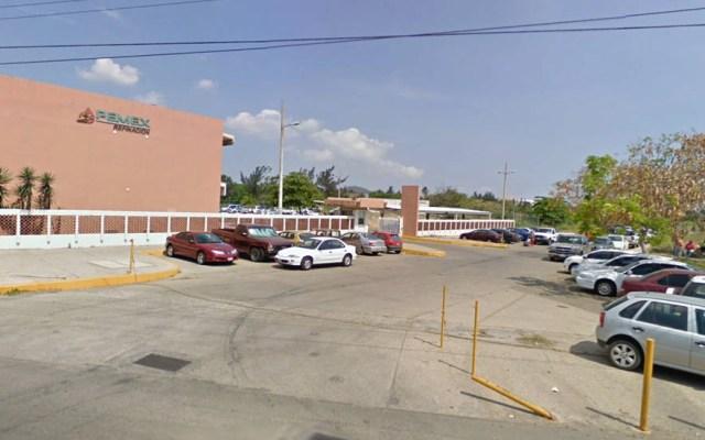 Hallan tomas clandestinas en campo de golf de Pemex en Tamaulipas - Captura de Pantalla