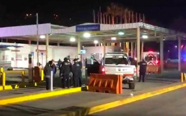Persecución en Arizona termina a balazos en frontera con Sonora - Foto de Excélsior