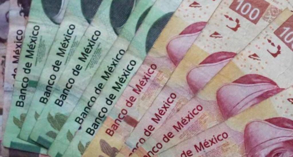 PIB de México creció solo 0.2 por ciento en el último trimestre de 2018 - se contrae pib de méxico