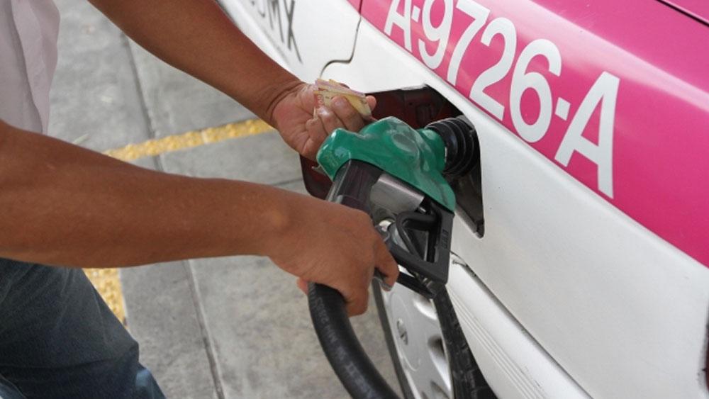 precios gasolinas