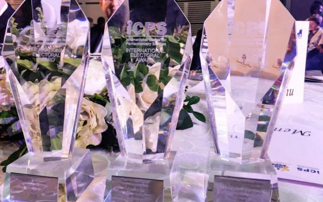 TEPJF recibe dos premios internacionales electorales - Foto de Twitter TEPJF
