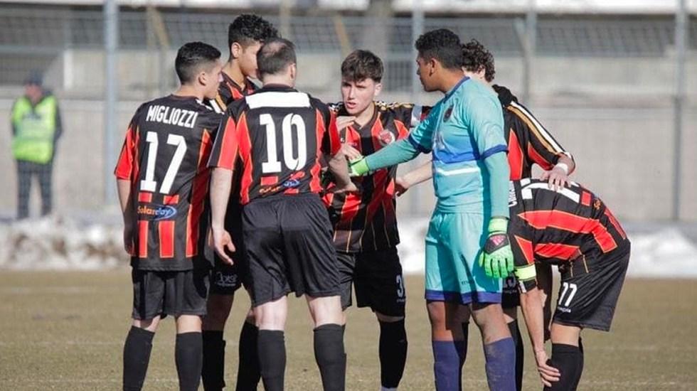 Equipo de tercera división de Italia pierde 20-0 por jugar con siete - Foto de Internet
